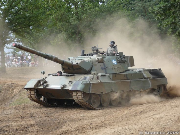 photo of Leopard 1V