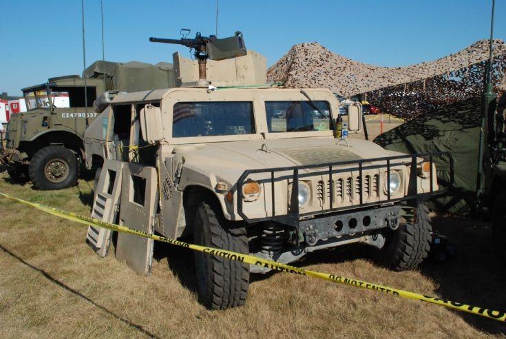 AM General Corporation Humvee