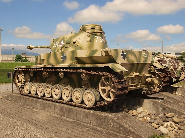 Panzerkampfwagen IV Ausfuhrung H Sd.Kfz.161