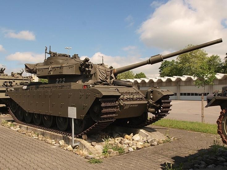 Centurion Mk VII (Panzer 57)