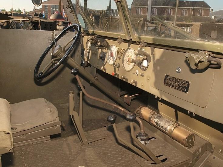 White M3A1 halftrack