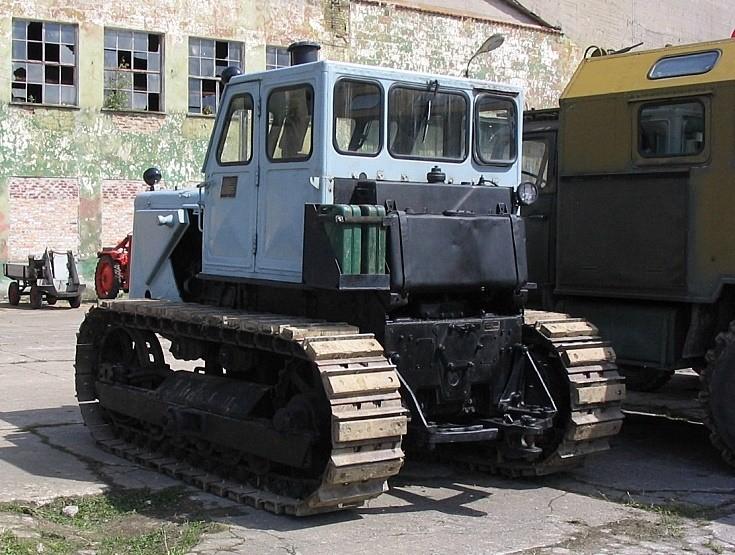 Tracktor T500M