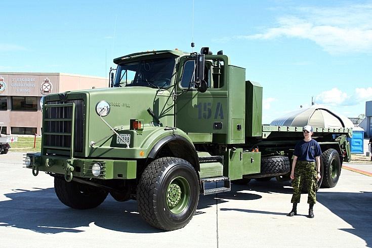 Unidentified truck
