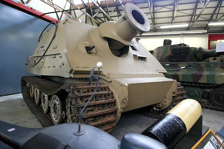 Sturmpanzer VI