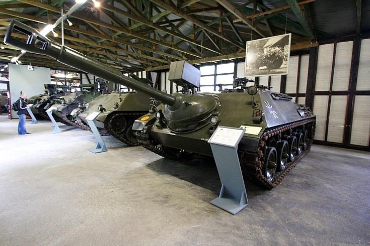 Kanonenjagdpanzer 90 mm (L/40,4)