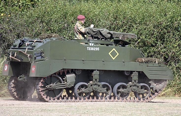 Stuart transporter tank