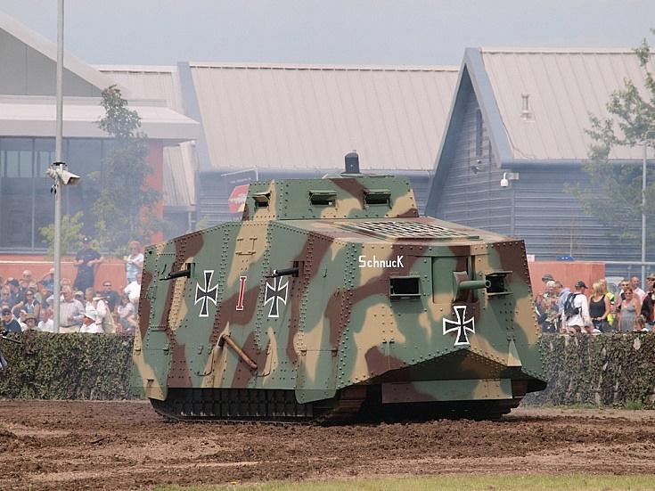 A7V named SchnucK