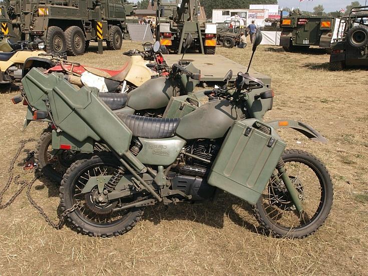 Harley-Davidson MT350E