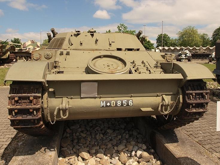 AMX 'VTP' at Thun Army museum