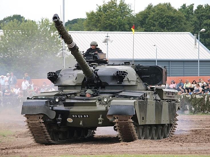 FV 4201 Chieftain