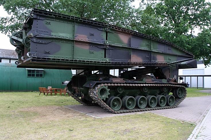 M-48 A2 bridge-layer