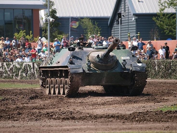 Kanonenjagdpanzer at Tankfest