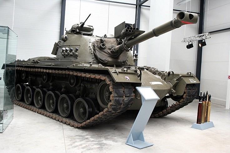 Historic M 48 A2 C
