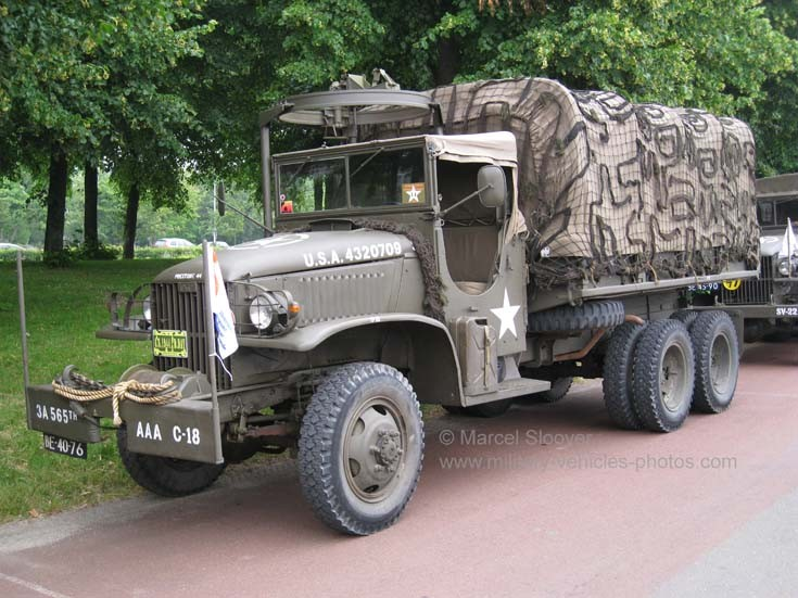 1945 GMC former US Army