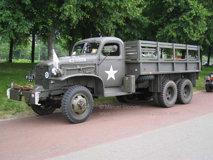 1944 GMC Troop Carrier