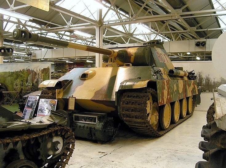 Sd.Kfz. 171 Panther No. R01