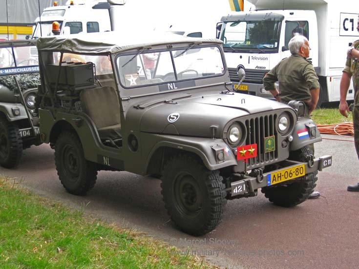 Dutch military 4x4