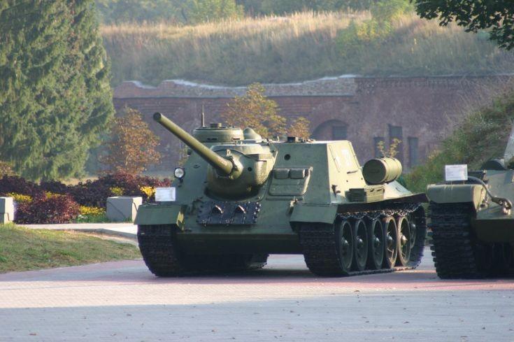 Brest Fortress Belarus 28 September 2005
