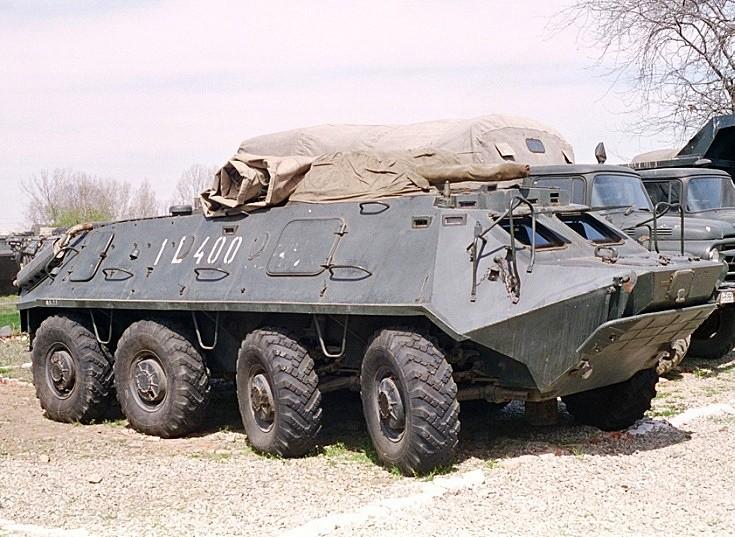 TAB-71. Romania 1998