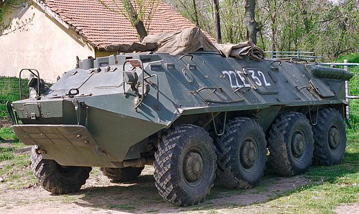TAB-77. Romania 1998