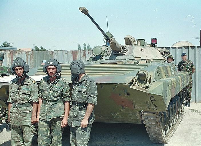 BMP-2 Azerbaijan 2000
