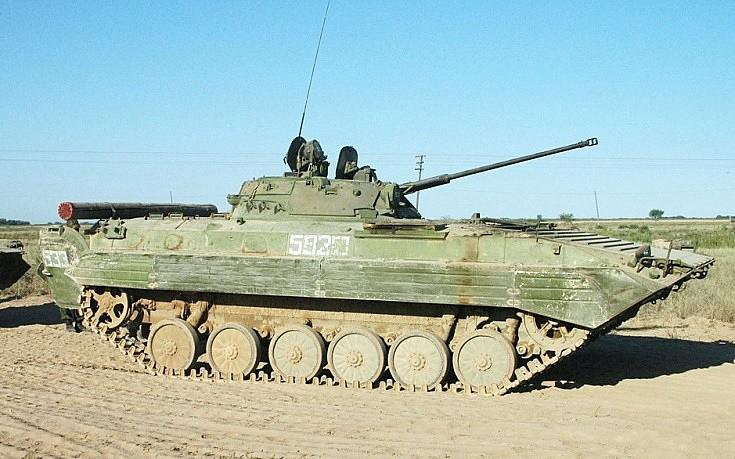 BMP-2, Kazakhstan August 2004