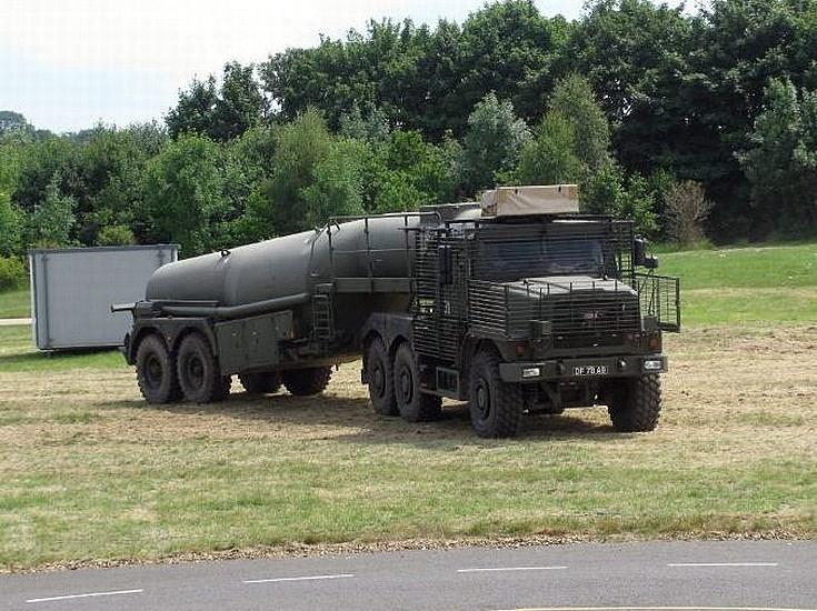Battlefield Tanker