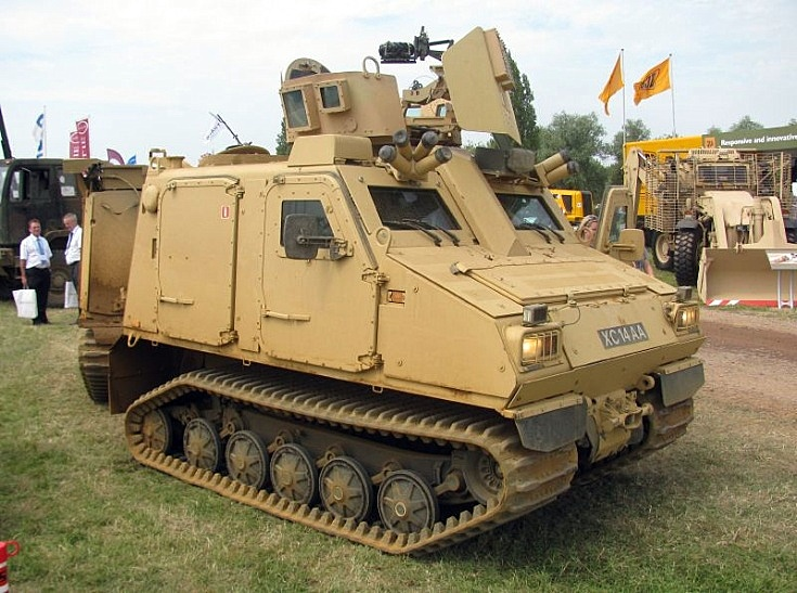 tracked BvS 10 Viking