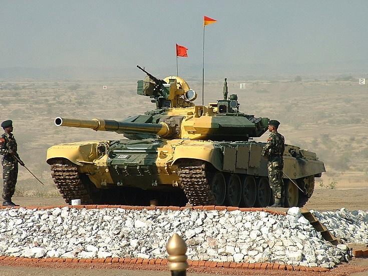 """T-90S """"Bhishma"""""""