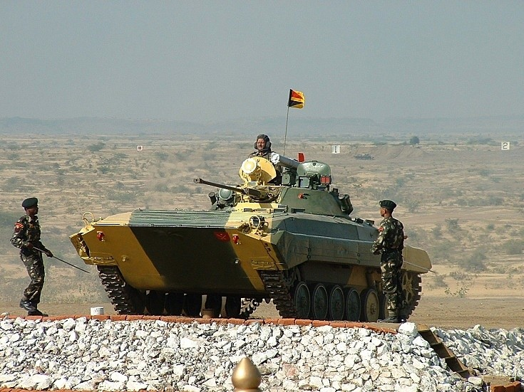 Sarath (Chariot of Victory) BMP-2K