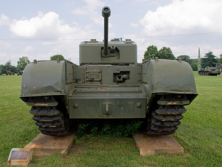 British Churchill Mk.IV