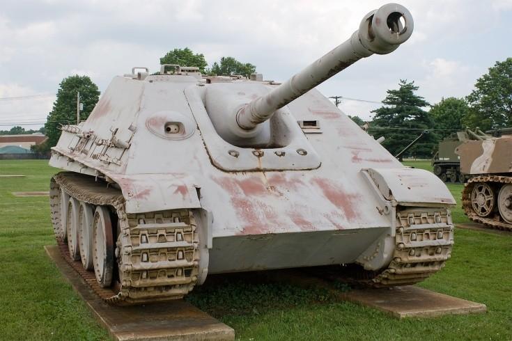 German Jagdpanther (Tank Destroyer) Sd.Kfz.173