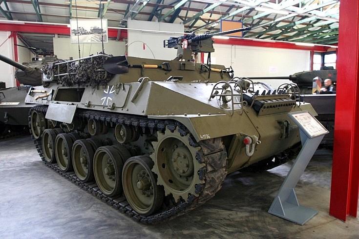Schützenpanzer M 39