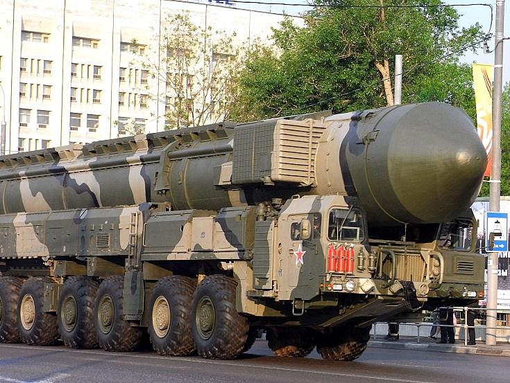 РТ-2ПМ2 'Тополь'