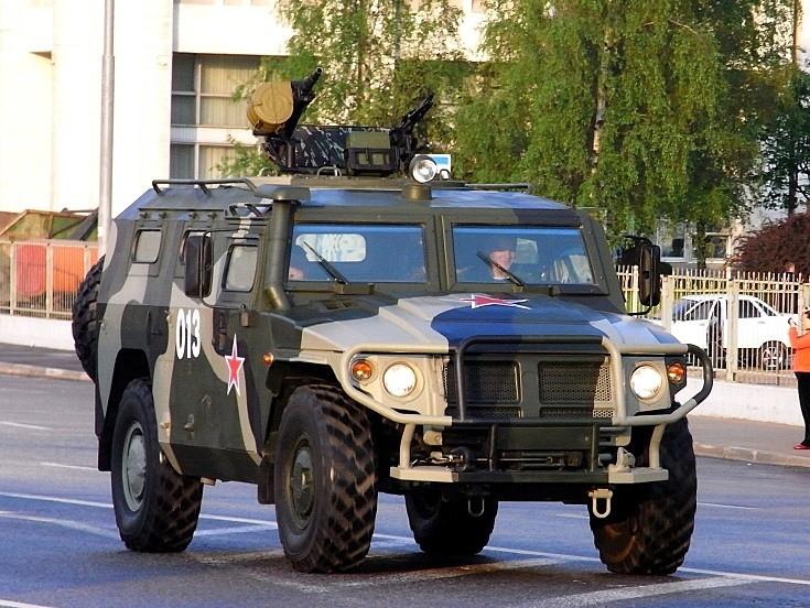 GAZ-2975 Tiger