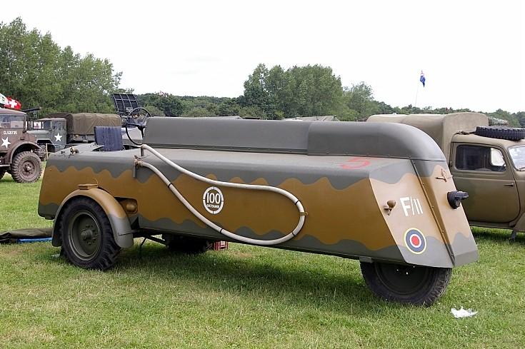 RAF fuel bowser