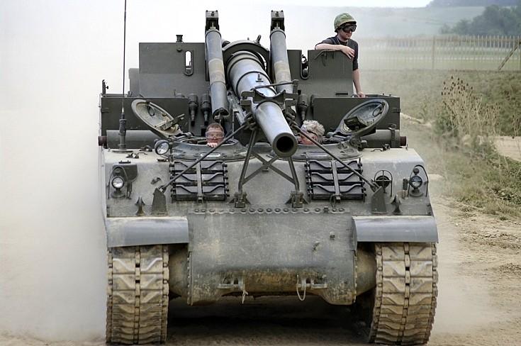 M40 SPG