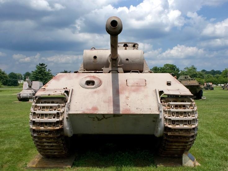 Panzer Mk V 'Panther' Ausf A