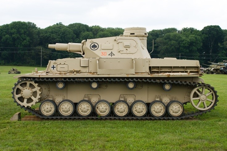 Panzer PzKpfw IV Ausf D Sd.Kfz 161