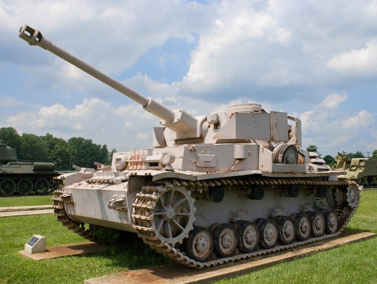 Panzer PzKpfw IV Ausf H