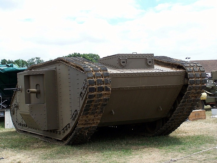 WW1 British Tank