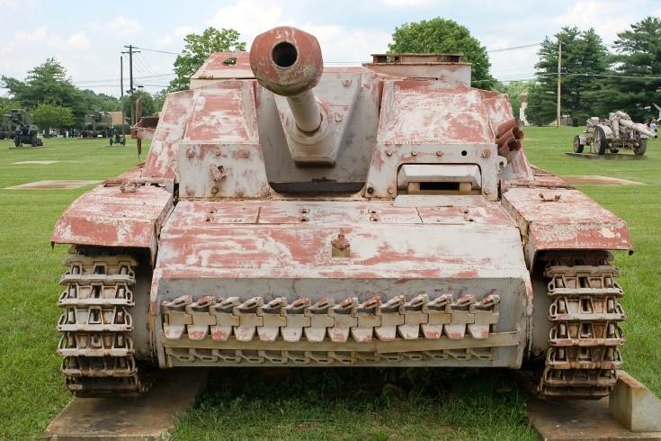 Sturmgeschutz III Ausf G 'STUG'
