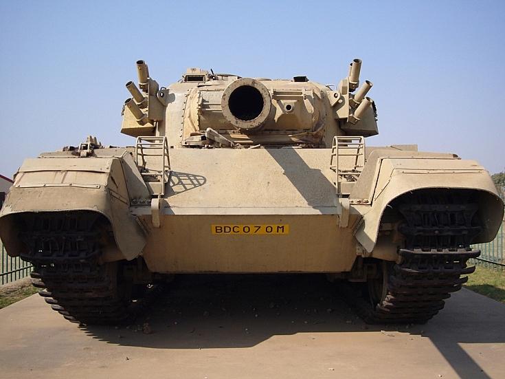 Olifant MK1A Tank