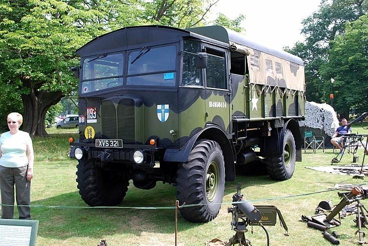 AEC Matador XVS321