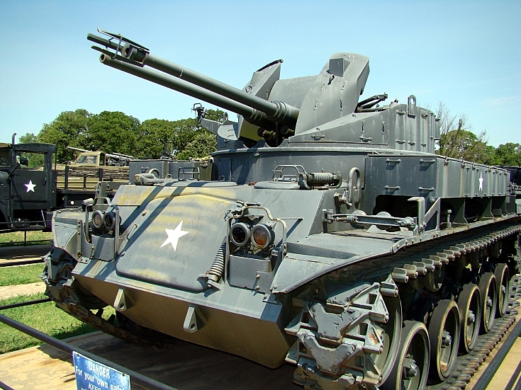photo of M42 Duster