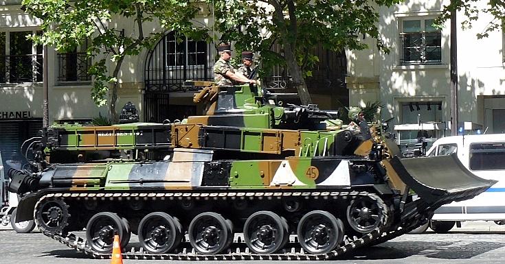 AMX-30 Engin Blindé du Génie (EBG)