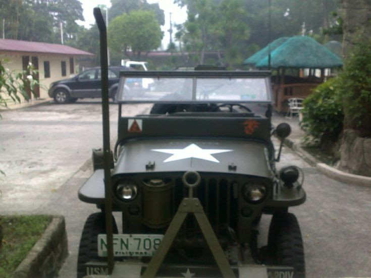 willys jeep 1944 model