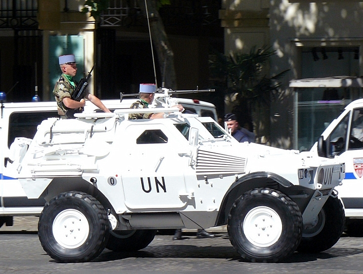 United Nations Panhard