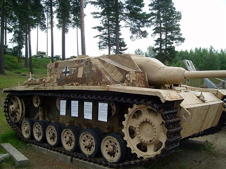 Picture of StuG III