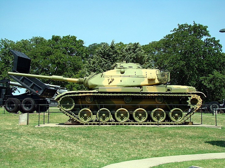 M60A1 at Infantry Museum